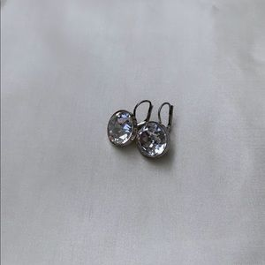 Swarovski Bella pierced earrings